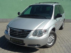 Chrysler Voyager 2,8CRD LIMITED AUTOMAT
